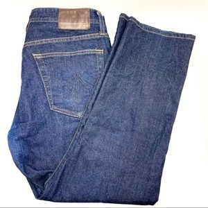 AG Jeans The Everett Slim Straight *Actual 33x27